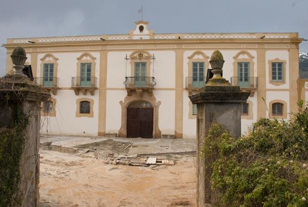 Villa alliata cardillo palermo for Colori esterni ville